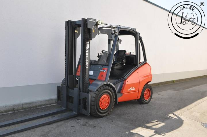 Linde H50t/600 - 2005
