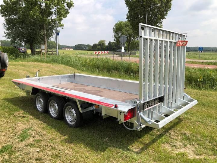 3 asser machine transport 3500 kg