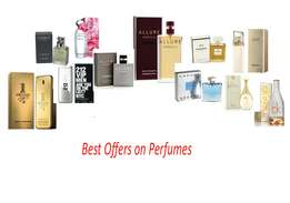 mens and womens designer perfumes on offer