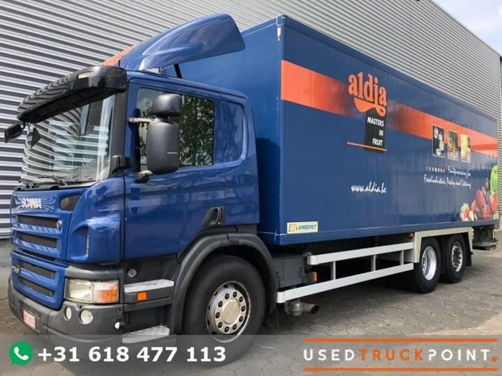 Scania P310 / 6X2 / Opti Cruise / 624 DKM / Belgium Truck - 2007