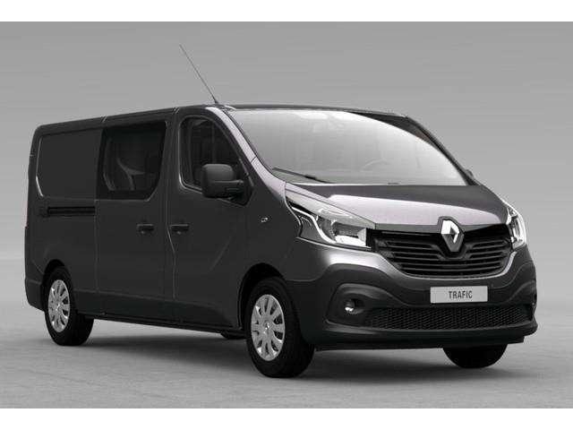 Renault Trafic 1.6 Dci T29 L2h1 Dc Comfort Energy - 2018