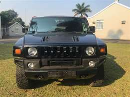 Hummer - H2 Double Cab