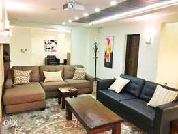 Luxurious 2 bedroom fully furnished, fully serviced apartment