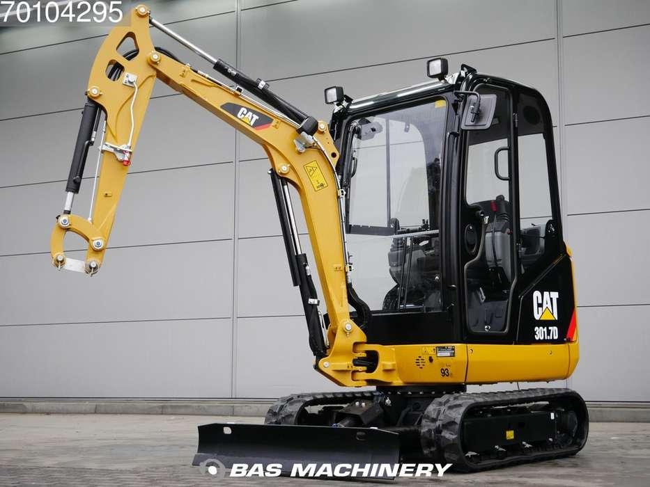 Caterpillar 301.7D CR New Unused - full warranty until 22-02-2020 - 2018