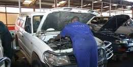 Mechanical services ,Panel Beating And Body Work