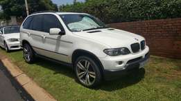 BMW X5 3.0D VERY Well after