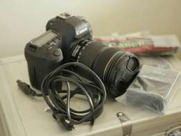 Brand New Canon EOS 5D MARK II with 75-300MM