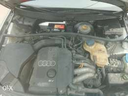 Tokunboh Luxury Audi Car for sale