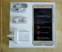 Huawei P9 Lite, Brand new and Factory sealed with warranty.