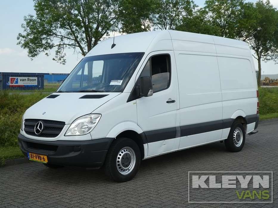Nieuw Mercedes-Benz SPRINTER 209 CDI l2h2 215 dkm - 2008 for sale | Tradus QV-96