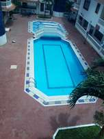 Spacious 3Bed All ensuite to let In Kizingo with a swimming pool.