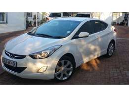 2014 Hyundai Elantra 1.8 Executive for sale