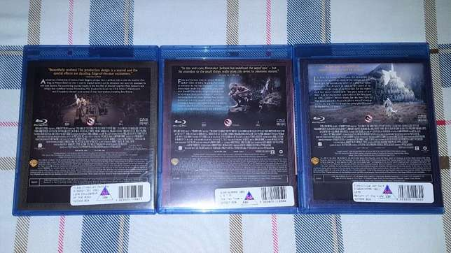 The Lord of the Rings Movie Trilogy Blu-ray Tongaat - image 2