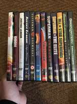 DC Animated 12 Movie Collection
