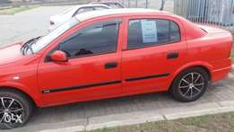 Good running 4 door Opel Astra