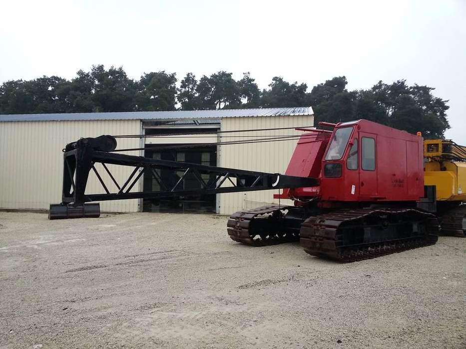 Link-Belt Ls-108b Raupenkran / Crawler Crane - 1976