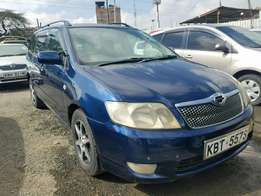 Toyota Fielder,very clean,excellent engine. Buy and Drive
