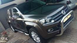 VW Amarok 132 kw highline