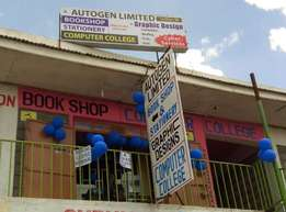 Computer COLLEGE & BOOKSHOP for sale in Kitengela