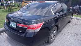 Honda Accord (2012)