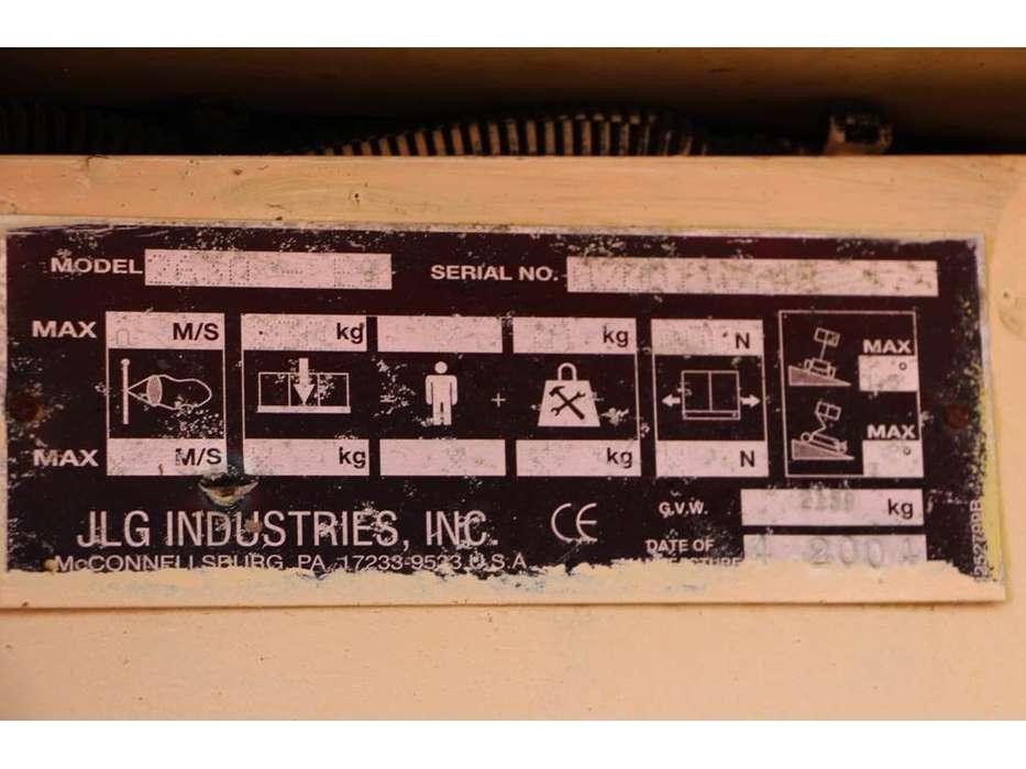 JLG 2630ES - 2004 - image 6