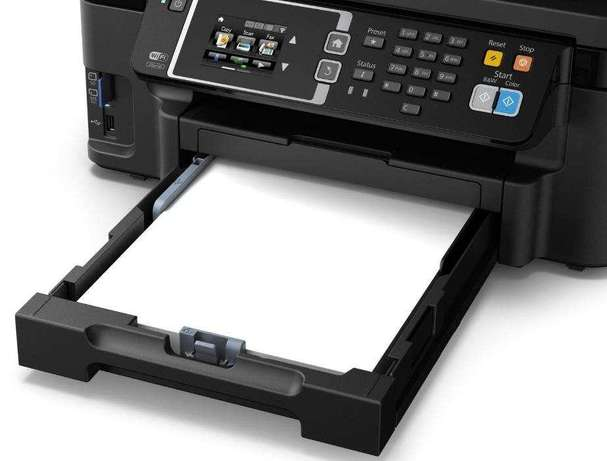 Brand New Epson WorkForce WF-3620 All-in-One Color Printer with WiFi Nairobi CBD - image 4