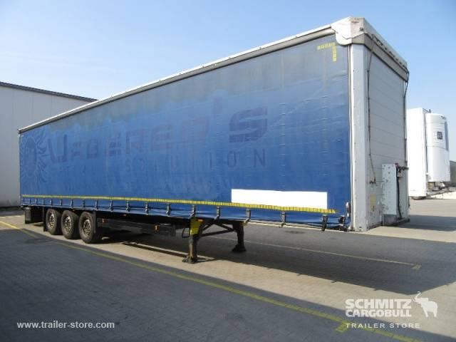 Schmitz Cargobull Semiremolque Lona Varios - 2012