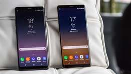 SAMSUNG galaxy note 8 6gb ram 64gb FREE WIRELESS CHARGER