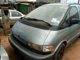 Tokunbo Toyota previa 1992 forsale