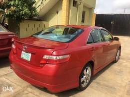 Few months registered Toyota Camry sport edition 2008