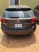 Toks Toyota Venza (2013) V4 engine First body