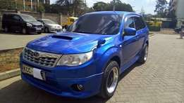 Forester turbo new shape Trade in accepted