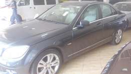 Fully loaded Mercedes Benz -C180available for sale.