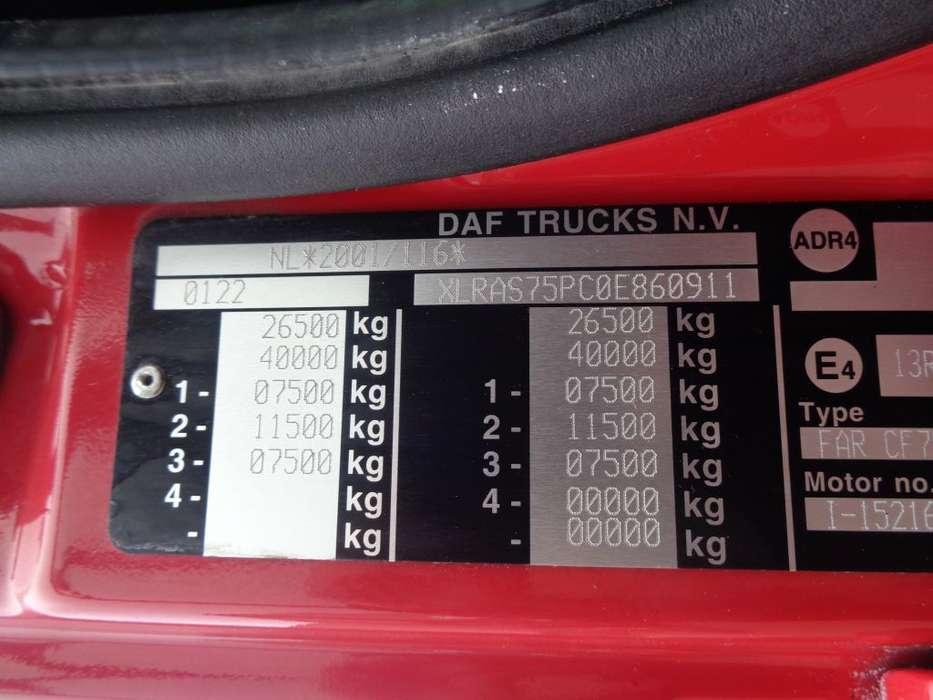 DAF CF 75.310 + Euro 5 + Lift - 2009 - image 33