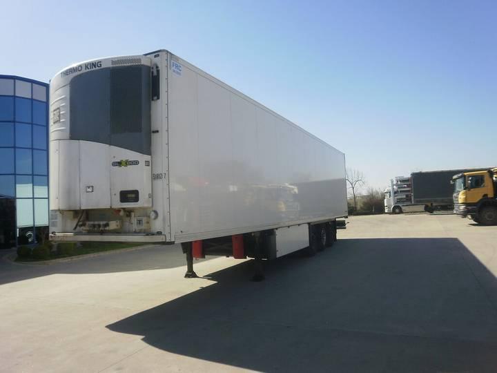 Schmitz Cargobull SKO24L-13,4 FPK 60 COOL - 2012