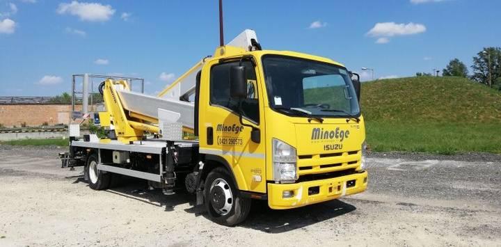 Isuzu Multitel MX290 - 29 m - 225 kg - 2012
