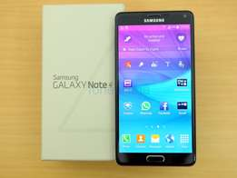 Brand new Samsung galaxy note 4