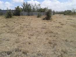 Half an acre of Prime Freehold Land in Kitengela-Acacia for Sale!