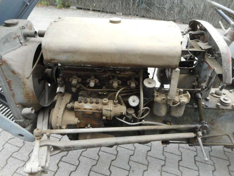 Massey Ferguson TEF - 1956 - image 8