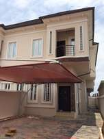 Brand new semi detached 3bedroom duplex with BQ by Chevron toll gate