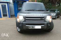 Landrover Discovery 3, 2007, KCB, 2.7 TD V6 HSE, Leather, Sunroof