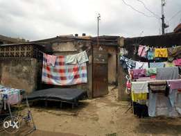 Land (bungalow) on Owolabi Street, off Branco street, Mafoluku, oshodi