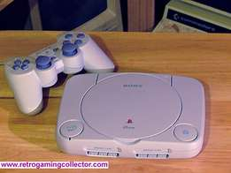 Playstation 1 CHIPPED, all accessories available VERY NEGOTIABLE