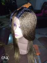 Braided,kinky and Ghana weaving wigs for sale at affordable price