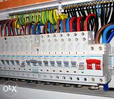 Electrical works and Appliance repairs.