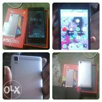 Clean Itel 1507 Lollipop sliver cute look Android For sale/swap