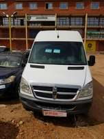 A neat dodge sprinter 2007 model for sale