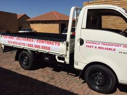 Khumalo truck & bakkies hire - fast & reliable