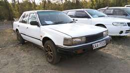 Nissan Bluebird on sale at 120k