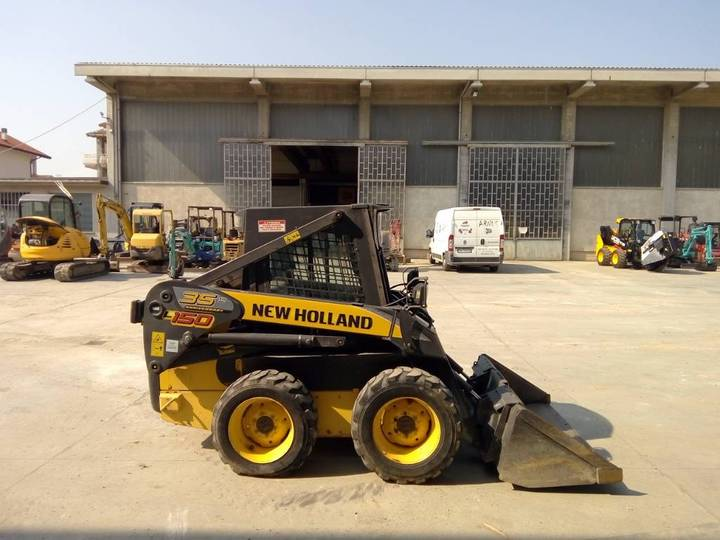 New Holland L 150 - 2008